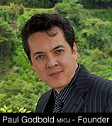 Paul Godbold - Founder of Luxurious Magazine