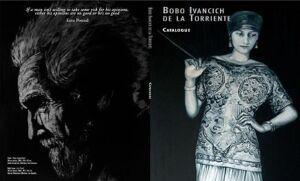 Bobo Ivancich de la Torriente - Ezra Pound study 12