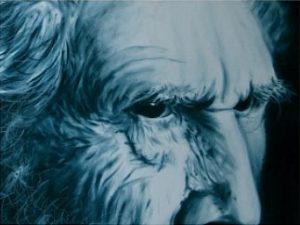 Bobo Ivancich de la Torriente - Ezra Pound study 10