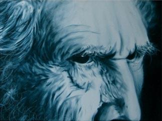 Bobo Ivancich de la Torriente - Ezra Pound study 23