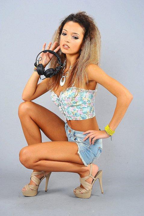 DJ Mari Ferrari.