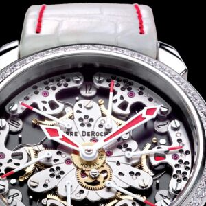 Pierre DeRoche GrandCliff Milady Royal Retro Watch 8