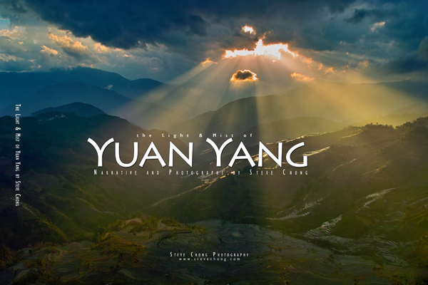The Light and Mist of Yuan Yang by Steve Chong.