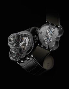 MB&F HM3 ReBel Watch 7