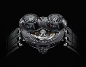 MB&F HM3 ReBel Watch 8