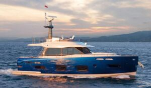 Azimut continues its advance into China 4