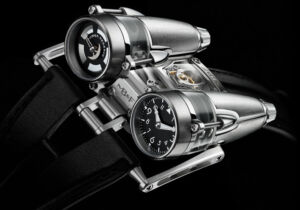 MB&F HM4 Thunderbolt wrist watch - Horological Machine No4 4