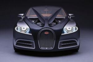 Bugatti presents 16 C Galibier Concept