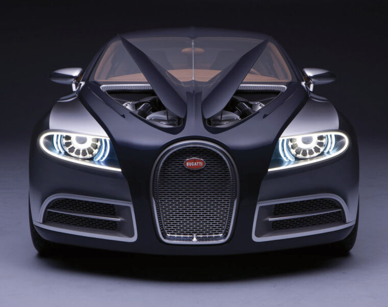 Bugatti presents 16 C Galibier Concept in Dubai 16