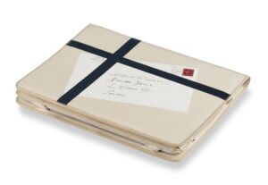 Alfred Dunhill Spring Summer 2011 Tradition Leather iPad Case 8