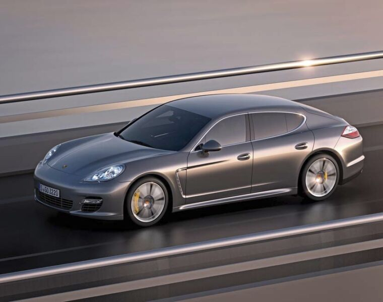 Porsche wows Chinese customers 6