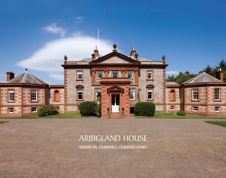 Arbigland House Dumfrieshire, Scotland 32