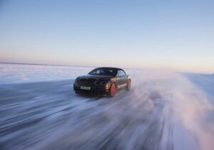 Breitling for Bentley's new titanium model watch 8