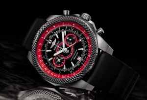 Breitling for Bentley's new titanium model watch 7