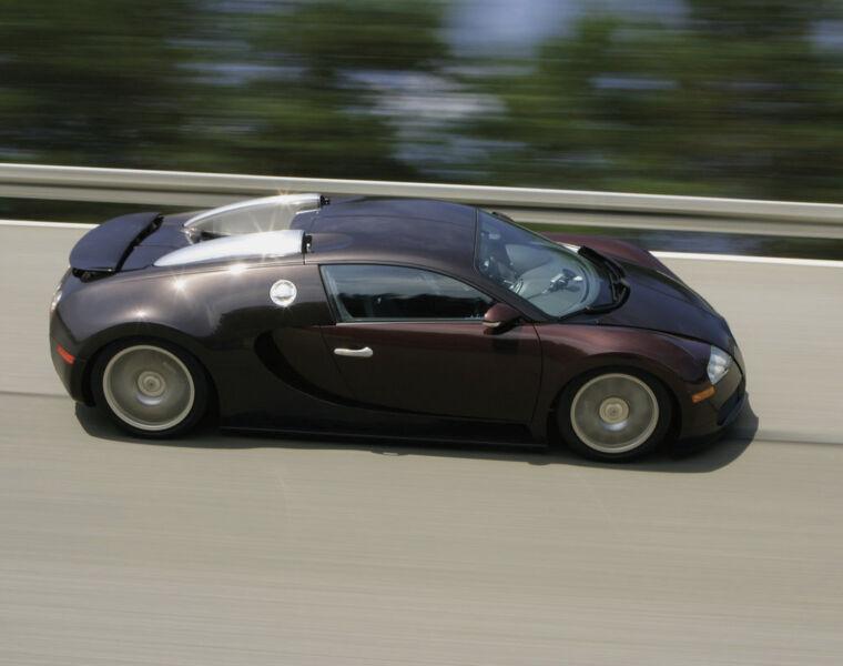 Bugatti participates at Auto China 2010 in Beijing 2