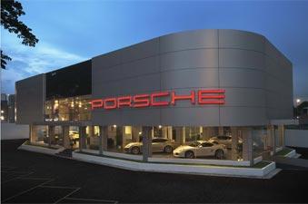 Porsche Centre Bukit Bintang, Kuala Lumpur 4