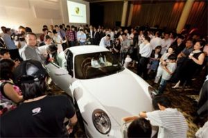 The sporty 911 Carrera GTS arrives in Singapore 7