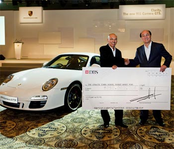 The sporty 911 Carrera GTS arrives in Singapore 14