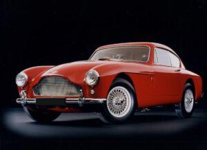 Luxurious Classics - Aston Martin DB Mark III 4