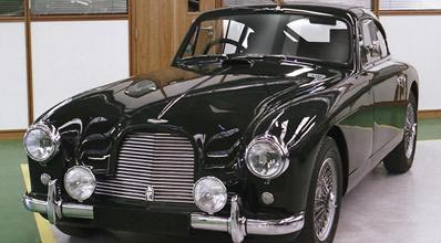 Luxurious Classics - Aston Martin DB2/4 5