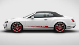 Bentley Continental Supersports Convertible ISR 7