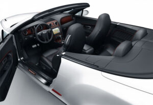 Bentley Continental Supersports Convertible ISR 8