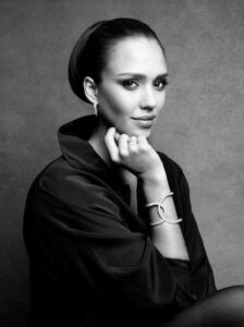 Jessica Alba is the new face of Piaget's Possession 4