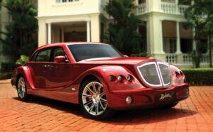 Bufori Geneva MkVI Malaysias most luxurious car