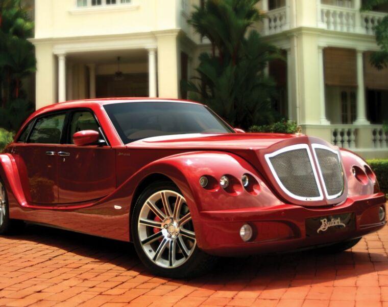 Bufori Geneva MkVI - Malaysias most luxurious car 21
