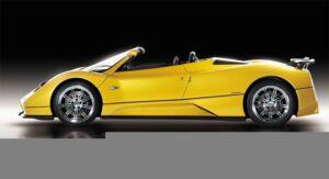 Pagani Zonda Roadster S 4