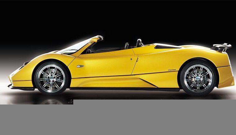 Pagani Zonda Roadster S 18