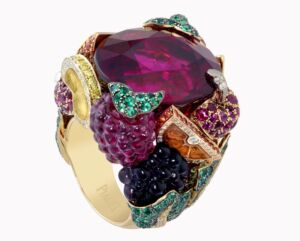 Piaget Limelight Cocktail Rings 7