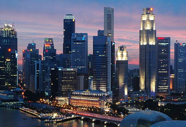 Singapore Perspective - HNWI keep getting richer 19