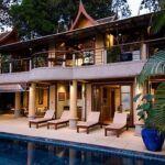 Phuket Villa, Luxury Beach Villa Overlooking Surin Beach 5