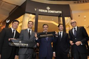 First Vacheron Constantin boutique in Singapore 4