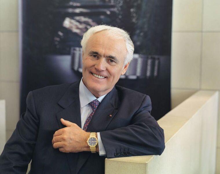 Yves G. Piaget - Chairman of Piaget 3