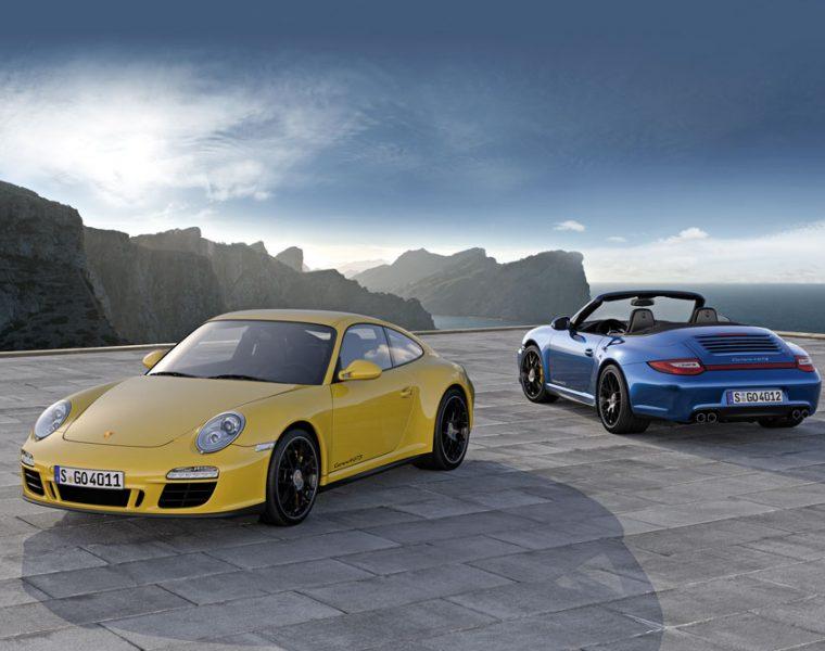 The stunning new Porsche 911 Carrera 4 GTS