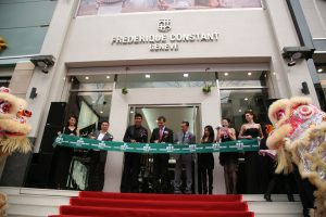 Frederique Constant open new boutique in Taiyuan, China