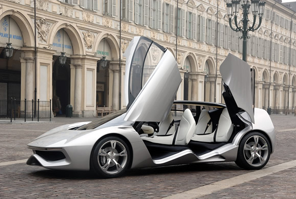 Pininfarina Sintesi - The latest Masterpiece from the Iconic Italian Car Designers