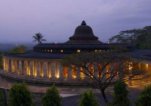The Incredible Amanjiwo Resort Borobudur