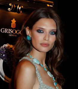 Bianca Balti is the new de Grisogono Ambassadress