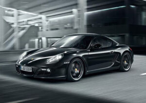 Cayman S Black Edition from Porsche 4