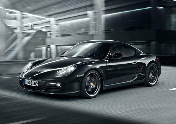 Cayman S Black Edition from Porsche 1