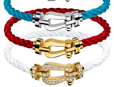 Force 10 Corderie Bracelets… real gems to acquire and collect, for her or for him, a favorite accessory for the summer season!