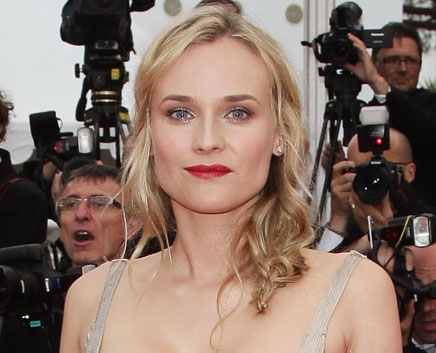Diane Kruger on the red carpet at Cannes Film Festival 2011 1