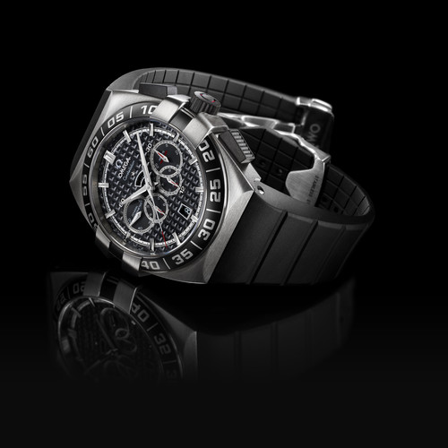 The Omega Constellation Double Eagle 4 Counters