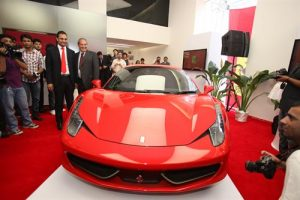 Indian supercar fans can now celebrate Ferrari in India