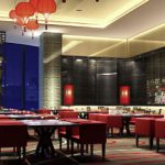 Dining at the Sofitel Guangzhou Sunrich