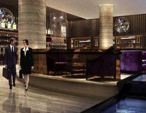 Sofitel Guangzhou Sunrich hotel