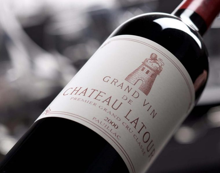 Chateau Latour Wines at Christies Sale of Finest and Rarest Wines 5